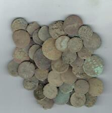 Large Size Uncleaned Ancient Roman Coins, 20-30 mm, from Jerusalem & Holyland