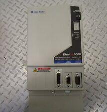 ALLEN BRADLEY KINETIX 6000 400/460V  SERVO PWR SUPPLY  2094-BC02-M02