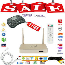 2016 lool Arabic TV HD Receiver Box With Free Keyboard & 700 Arabic Channels