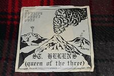 """The Cowlitz Country Boys~St. Helens (Queen Of Thee)~Renegade Records 7""""~1980"""