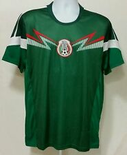 Mexico 2014 Home Replica Green Jersey Copa Oro/Gold Cup Champs Men's size Medium