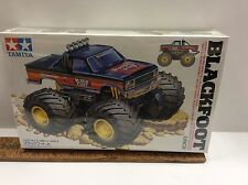 Tamiya 1/32 Mini 4WD Blackfoot Jr. #17002 Vintage/1987/Sealed