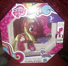 New My Little Pony Cutie Mark Magic Water Cuties Flower Wishes Figure