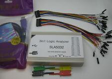 New USB Logic Analyzer 500MHz 32CH 500MHz 16CH 100MHz 16CH