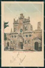 Lecce Città ABRASA cartolina XB1604