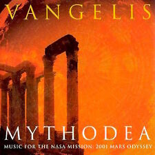 Vangelis - Mythodea (Music For The NASA Mission: 2001 Mars Odyssey) (CD, Album)