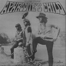 It's Five O'Clock [Bonus Tracks] by Aphrodite's Child (CD, Jun-2010, Esoteric...
