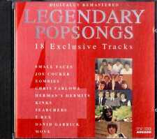 AA.VV. (Small Faces Joe Cocker Kinks...) LEGENDARY POPSONGS Vol.4 CD EXCELLENT