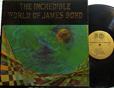 Incredible World of James Bond  (Soundtrack) (U.A. Special Projects) John Barry