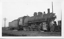 S505 RP 1940s? SAL SEABOARD AIR LINE RAILROAD ENGINE #513