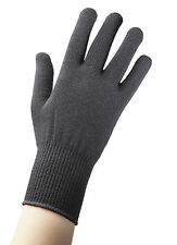 963 EDZ Merino Wool Liner Gloves Black