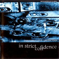 IN STRICT CONFIDENCE Industrial Love / Prediction - 2CD - Zoth Ommog 1998