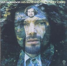 VAN MORRISON HIS BAND AND THE STREET CHOIR REMASTERED CD ALBUM (30/10/2015)