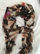 Multicoloured Scarf From Warehouse
