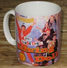 The Young Ones Living Doll Cliff Richard Advert MUG