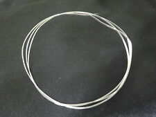 PLATINUM .950, ROUND WIRE 0.20MM 10 INCH LONG FOR REPAIRS ON LASER