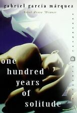 One Hundred Years of Solitude by Gregory Rabassa (1998, Paperback)