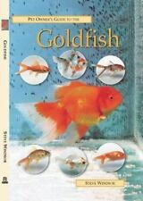 Goldfish (Pet Owner's Guide)-ExLibrary