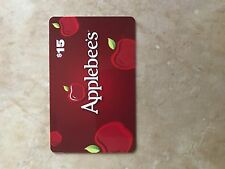 Applebee's $15 gift card