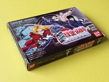 Nintendo Game Boy Advance Fullmetal Alchemist Rondo Hagane GBA Import Game