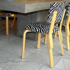 Artek chair ebay for Stuhl zebra design