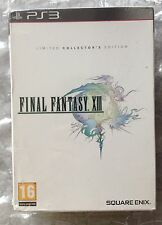 New factory sealed final fantasy xiii 13 collector's pour PS3 SONY PLAYSTATION 3