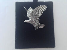 B14 Eagle on a 925 sterling silver Necklace Handmade 20 inch chain