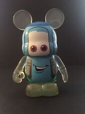 "DISNEY / PIXAR series 3 - 3"" Vinylmation Guido from Cars -  Blue Car"