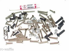TLR04003 TEAM LOSI RACING 8IGHT 4.0 BUGGY SCREWS LOT WITH THREAD LOCK