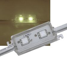 SMD LED Modul WARMWEIß / 2-fach 5050 SMD / 12V IP65 / Stripe Leiste waterproof