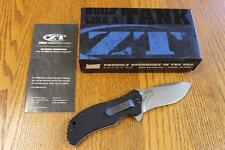 KAI Zero Tolerance ZT 0350SW Assisted Flipper Folding Knife S30V G-10 & BONUS!!