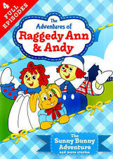 The Adventures of Raggedy Ann & Andy: The Sunny Bunny Adventure 2014  Ex-library