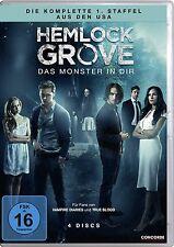 Hemlock Grove - Das Monster in Dir - 1. Staffel, 4x DVD, tv