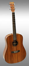 Martin DXK2AE X-Series Hawaiian Koa Wood HPL Body Acoustic Electric Guitar