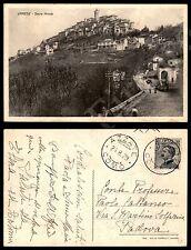 Varese, sacro monte, 25.8.1929
