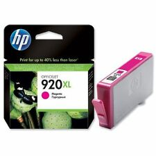 HP Original 920XL Magenta Officejet Ink Cartridge ORIGINAL INK PRINTING SEAL NEW