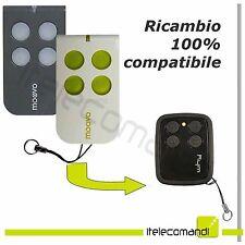 Telecomando Radiocomando compatibile con MOOV MT4 - MT4G 433 Mhz  rolling code