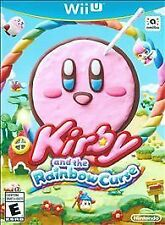 Kirby & The Rainbow Curse, (Wii U)