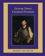Oliver Twist (Original Text Edition) by Charles Dickens (2016, Paperback)