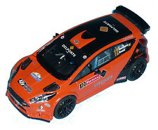 FORD FIESTA R5 VANNESTE RALLY DU CONDROZ 2015 DECALS 1/43