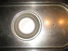 Deckel mit Loch und Mulde ??? ohne Griff 1/3 GN Behälter 325 x 176 mm 335 Gr 80