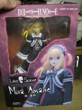 "DEATH NOTE LAST SCENE ""MISA AMANE"" 8"" PVC FIGURE JUN PLANNING DEATHNOTE FREESHIP"