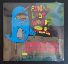 FINAL LAST WORDS Hypothetical Hot Tub Party CD New FREE SHIPPING Sealed