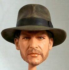 1:6 Custom Head of Harrison Ford as Indiana Jones Temple of Doom