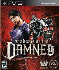 PLAYSTATION 3 PS3 GAME SHADOWS OF THE DAMNED BRAND NEW & FACTORY SEALED