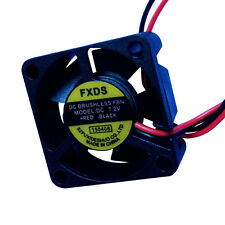 DC 7.2V Brushless Fan Cooling JST Connector 30x30x10mm For RC Car Boat Airplan B