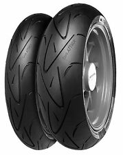 Continental Sport Attack Rear 190/55ZR17 Motorcycle Tire - 02443950000 29-0013