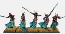 Yurei Naginata Samurai Kensei Undead Zenit Miniatures (5x 28mm Miniatures)