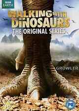 WALKING WITH DINOSAURS DVD - BBC TV SERIES - JURASSIC WORLD NATURAL HISTORY PARK