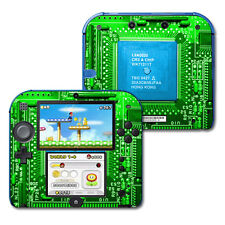 Skin Decal Wrap for Nintendo 2DS sticker Circuit Board